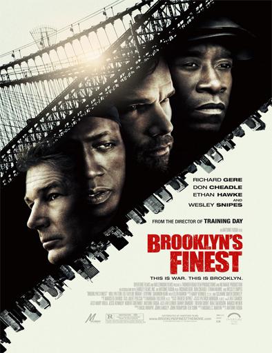 Ver Los amos de Brooklyn (Brooklyn's Finest) (2009) Online
