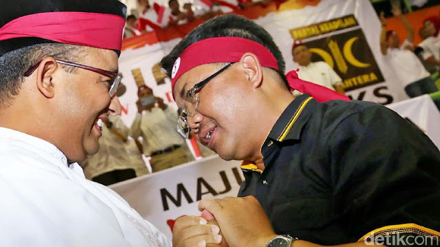 PKS Siap Pertimbangkan Anies sebagai Kandidat Cawapres Prabowo