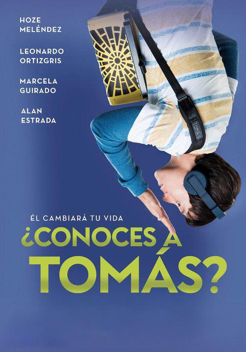 ¿Conoces a Tomás? [2019] [DVDR] [NTSC] [Latino]
