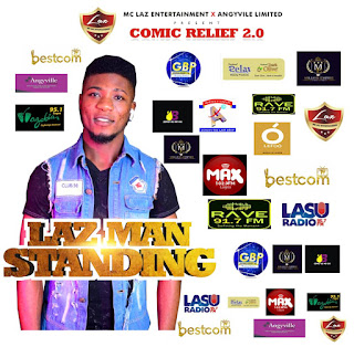 Biography of Mc Laz Comedian