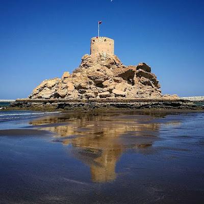 Fuerte Al Sahel, Quriyat, Omán