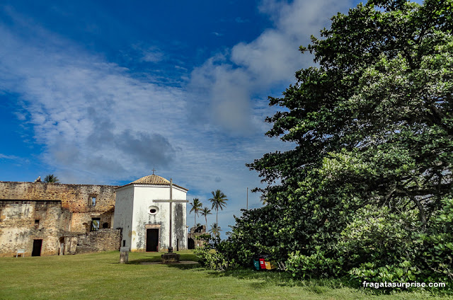 Castelo da Praia do Forte, Bahia