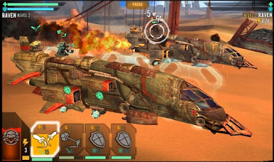 Download Sandstorm Pirate Wars MOD Unlimited Energy v1.19.2
