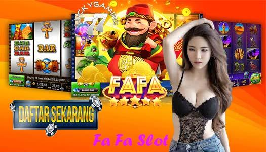Fa Fa Slot Cara Agar Bisa Menang Rate 92% di Situs LuckyGaming77