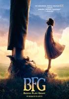 BFG: Bardzo Fajny Gigant plakat film