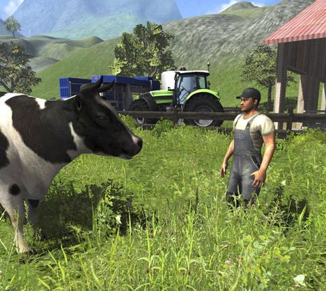 تحميل لعبة المزرعة السعيدة 3