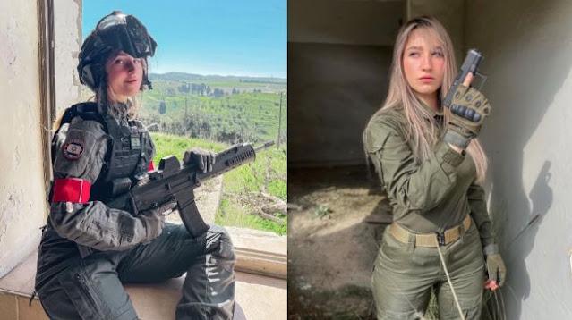 Profil Natalia Fadeev, Tentara Wanita Israel yang Tuai Kontroversi