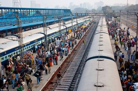 Indian Railways 'plans' privatisation amidst lackadaisical ...