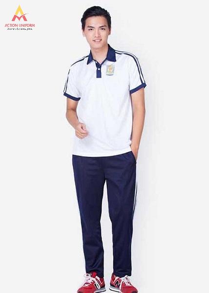 Đồng phục thể dục học sinh 1