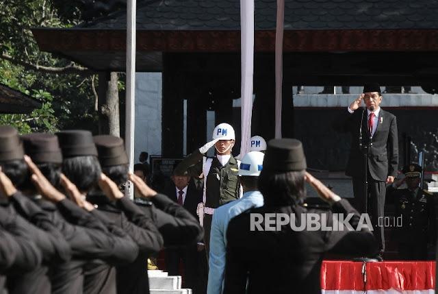Jokowi: Tak ada Ruang untuk PKI