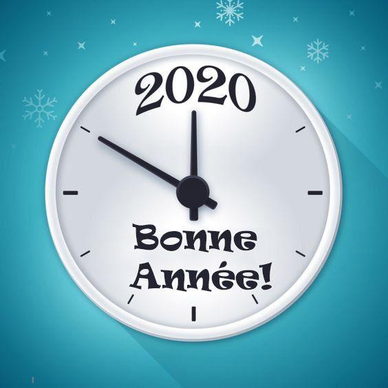 Bonne année 2020: vœux, messages et SMS