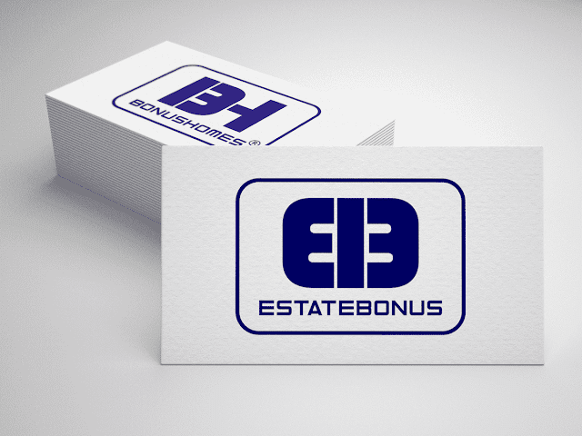 Estatebonus / Bonushomes logó