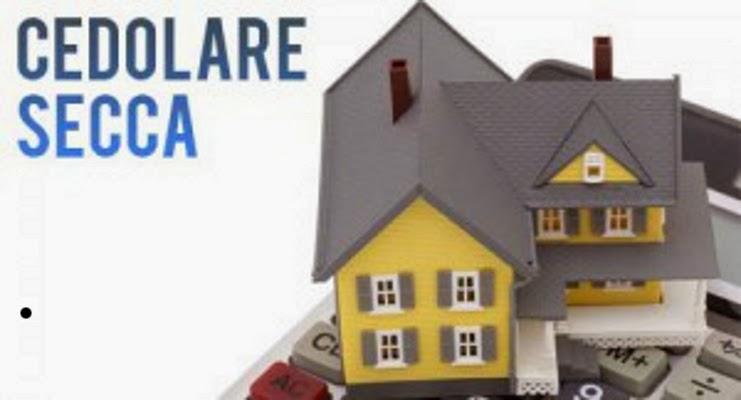 Blog immobiliare cedolare secca 2013 acconto di dicembre for Acconto cedolare secca