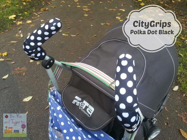 CityGrips Stroller Handlebar Grip Covers - Zeta Vooom
