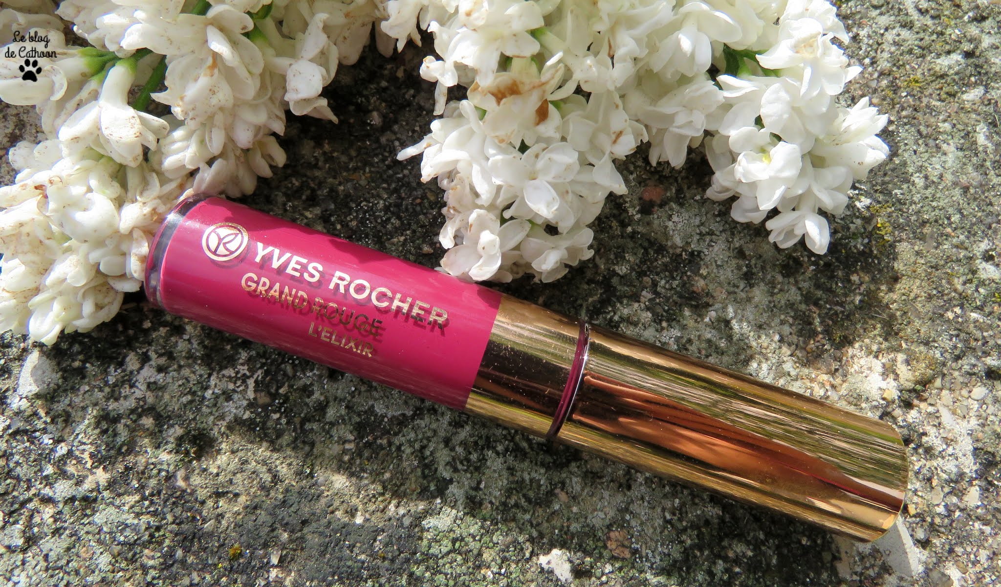 Grand Rouge L'Elixir Yves Rocher