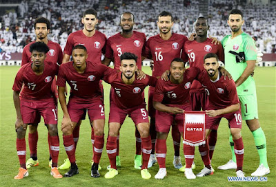 بث مباشر مباراة قطر وأفغانستان