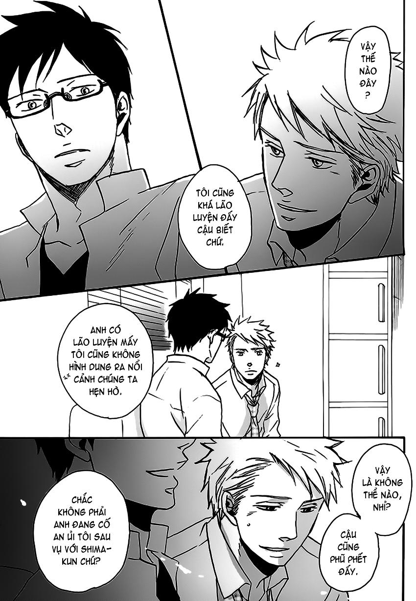 Trang 17 - Dù Thế Nào Em Vẫn Yêu Anh--EXTRA 3--[ShuShi Group] (- Yoneda Kou) - Truyện tranh Gay - Server HostedOnGoogleServerStaging