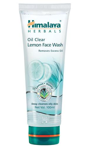 Himalaya Oil Clear Lemon Facewash 50 ML