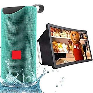 Buy BT Speaker & Get Mobile Screen Free