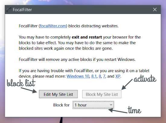 How To Block A Specific Website On Windows Without Any Software