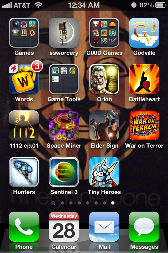 Rekzkarz Iphone Games Apps End Of 2011 Recommendations
