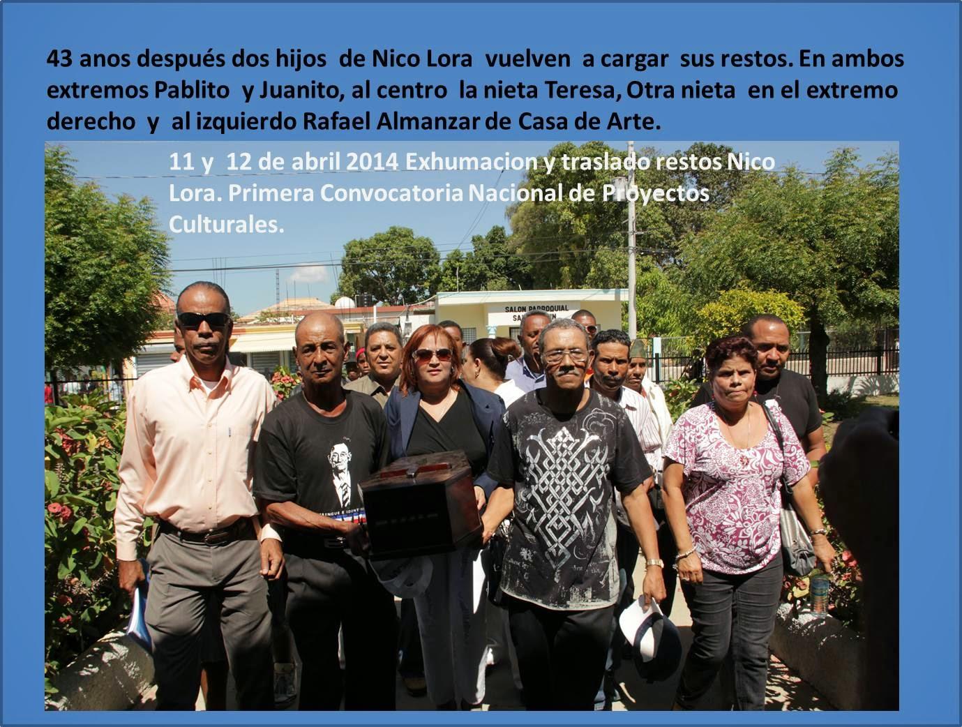 Inaugurado Memorial a Nico Lora en Navarrete  Casa de la Cultura de Navarrete Inc