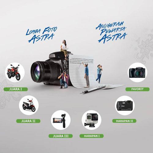 Lomba Foto Astra – Inspirasi 60 Tahun Astra