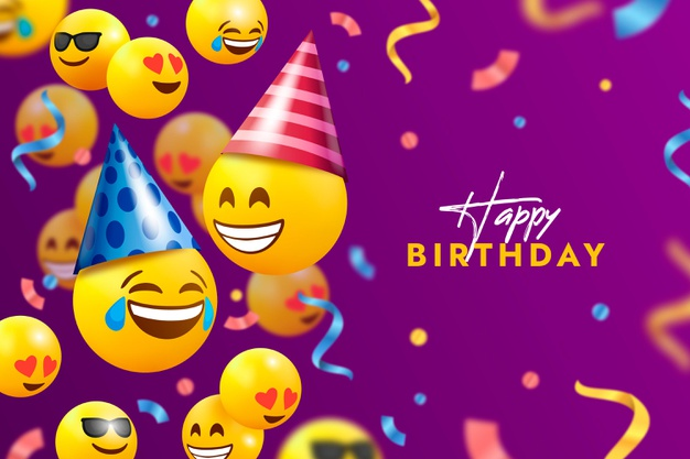 Vector sinh nhật miễn phí