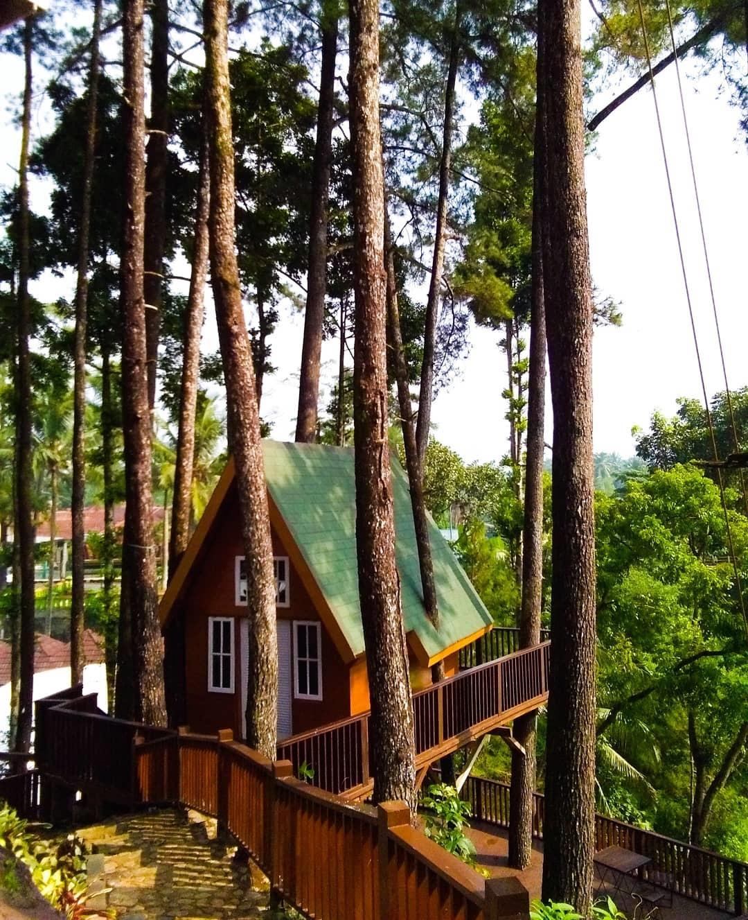 Fasilitas Taman Wisata Karang Resik