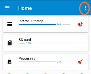 Cara Melihat File Tersembunyi Di Android