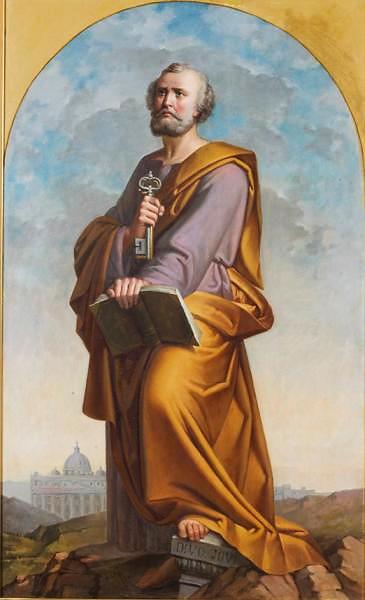VENERÁVEL ORDEM TERCEIRA DO CARMO DE SERGIPE: São Pedro Apóstolo ...