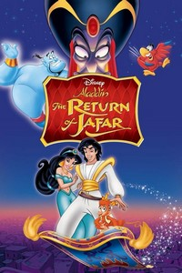 Aladdin e o Retorno de Jafar (1994) Dublado 360p