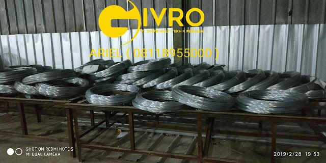 Distributor Kawat BWG Galvanis