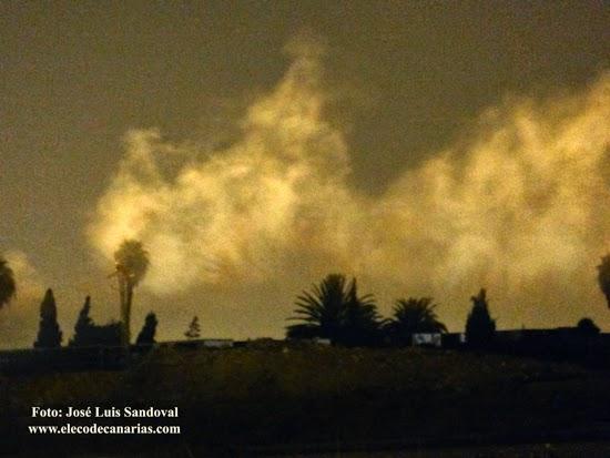 Máxima alerta por incendios forestales Gran Canaria 2016