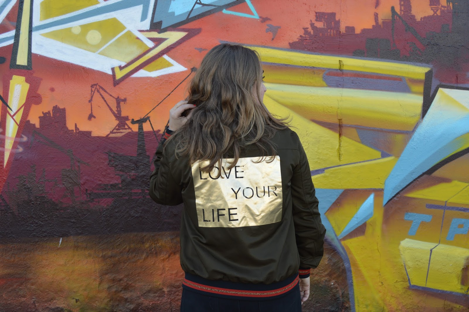 bomber love your life blog mode bordeaux