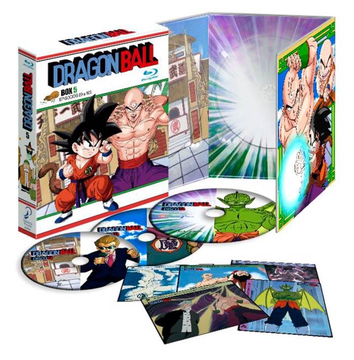 Dragon Ball - Box 5 - Selecta Visión