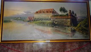 Дубно. Дворец князей Любомирских