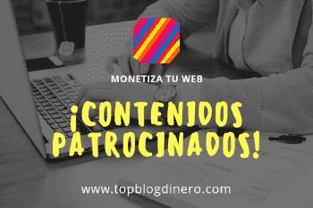 Coobis: Monetizar web publicando contenido patrocinado
