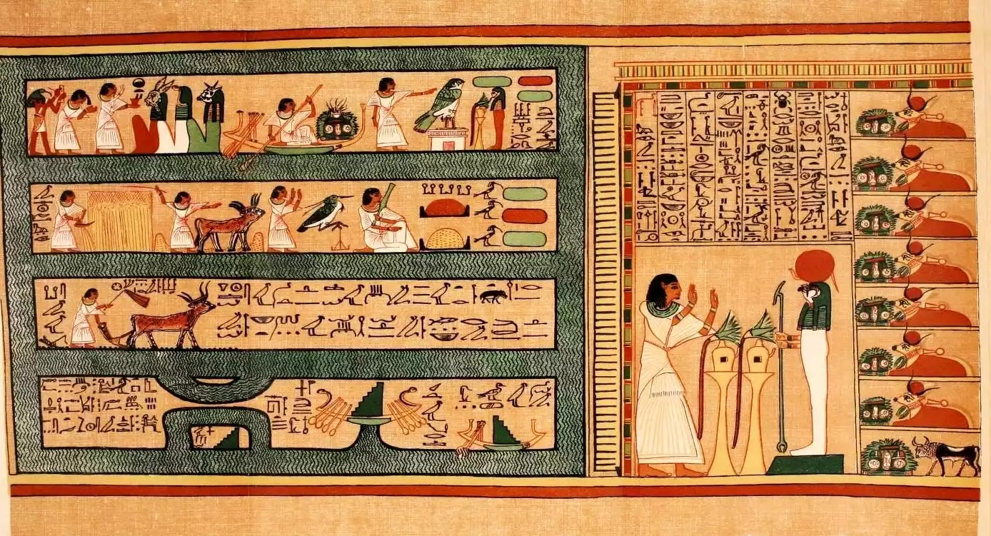 The Papyrus of Ani - Book of the Dead