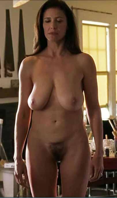 Mimi rogers nackt