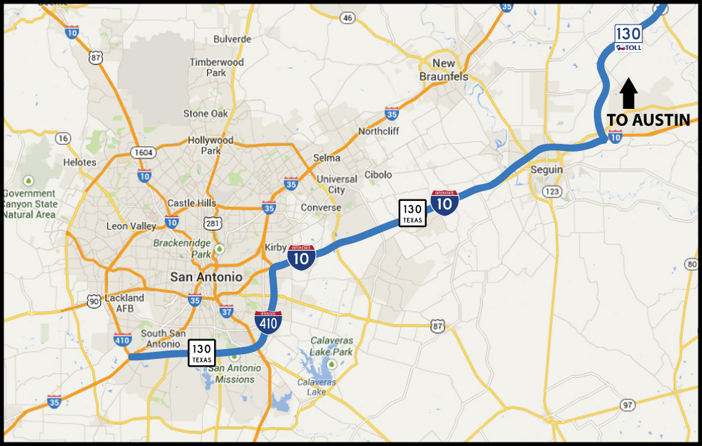 2881 Good Luck Road Seguin Texas 9 Acres Land Only 105