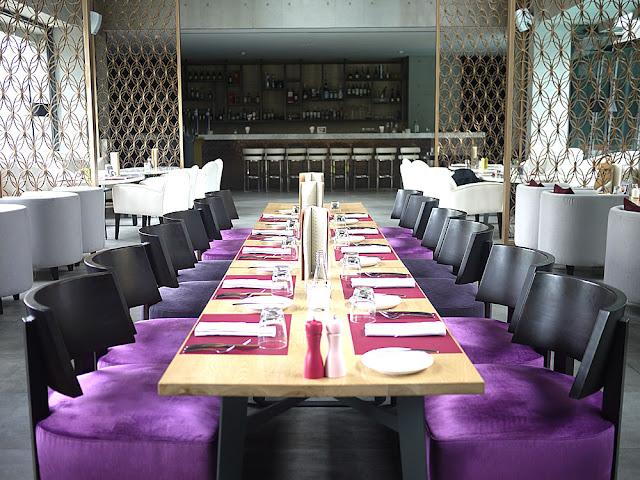P1260799 - 熱血採訪│台中法式餐廳Beluga Restaurant&Bar,適合情人節約會的餐廳還有泳池耶