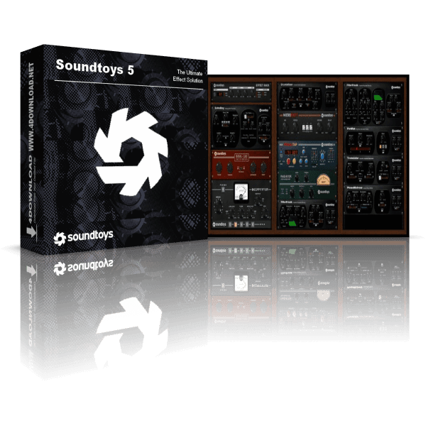 Soundtoys Effects Bundle v5.0.1.10839 Full version