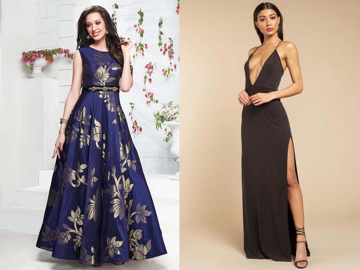 Perbedaan yang mendasar antara Gaun dan Dress