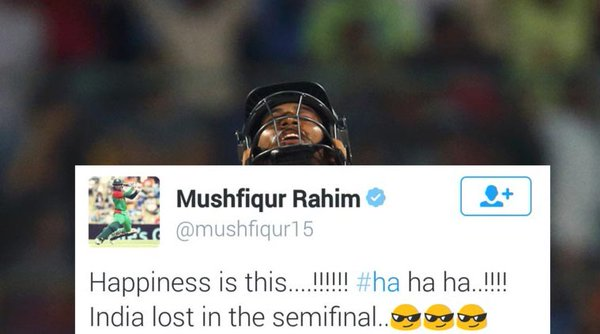 Twitter reacts to India's loss vs West indies in semi final