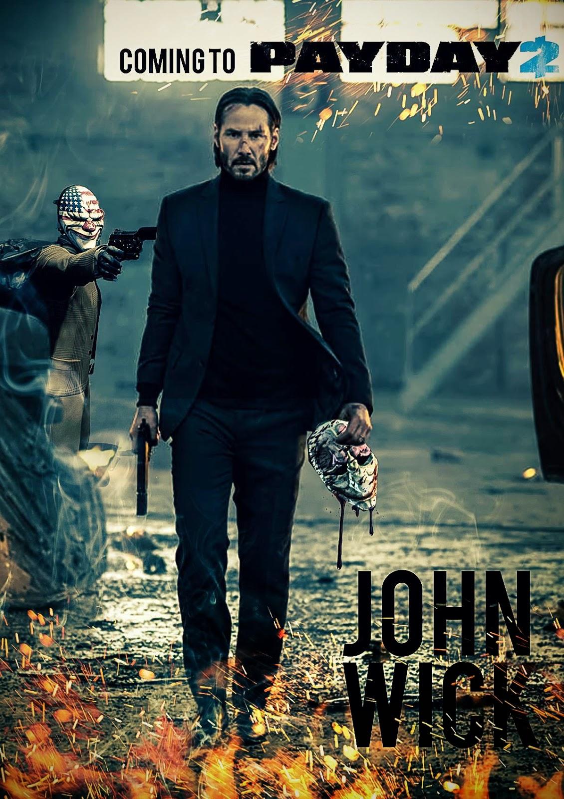 John Wick จอห์น วิค แรงกว่านรก [HD][พากย์ไทย]