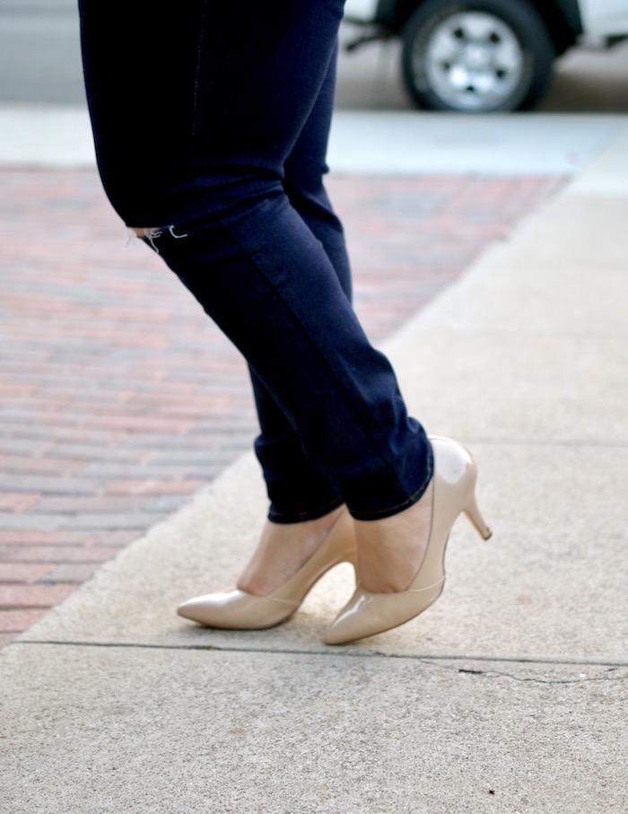 Zapatillas para chicas gorditas
