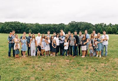 Gil and Kelly Bates family