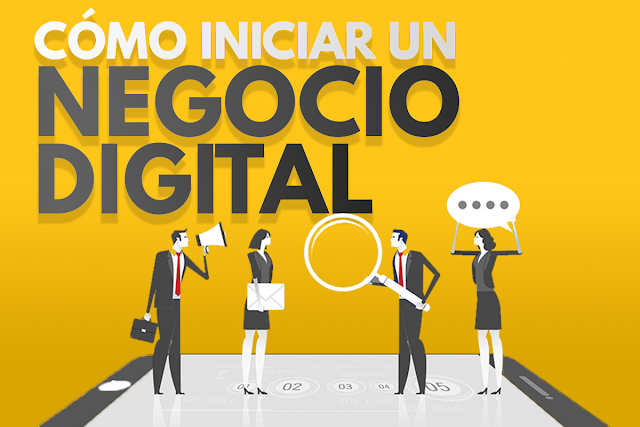 como iniciar un negocio digital rentable en 2020