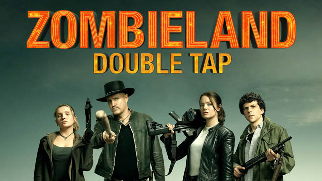Zombieland: Double Tap (2019) Movie [Dual Audio] [ Hindi + English ] [ 720p + 1080p ] BluRay Download